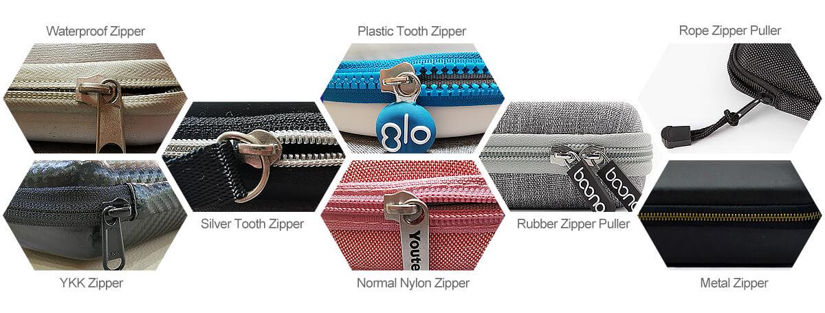 Zipper Options