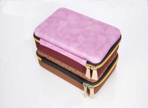custom costmetic eva case