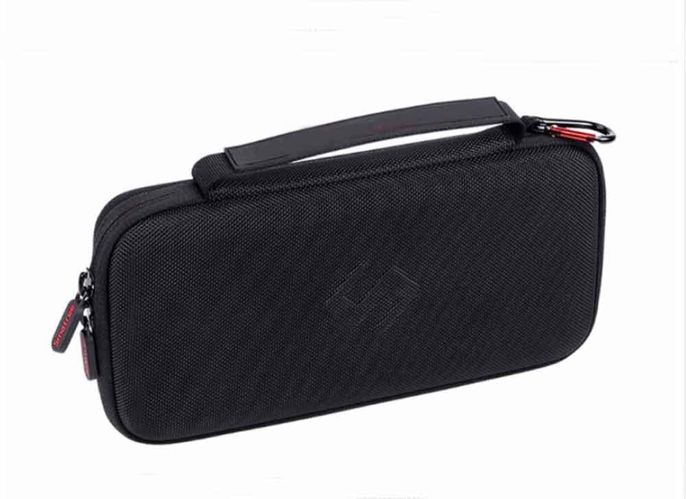 eva game switch case zipper