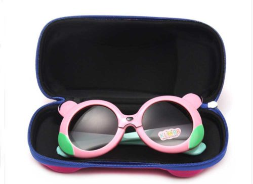 eva kids glasses case