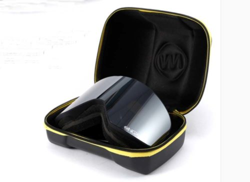 eva snow goggle kit case