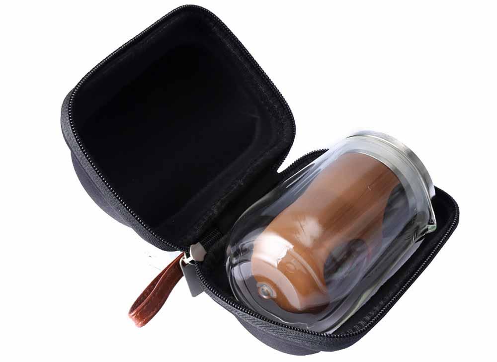 eva tea set case box