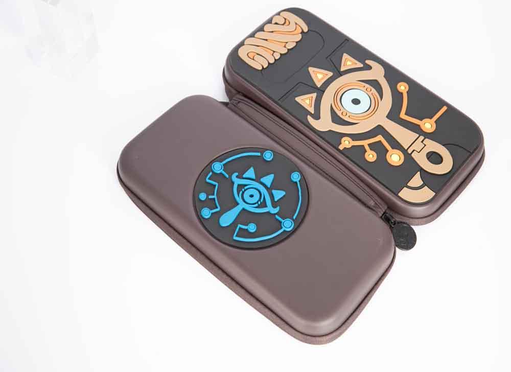 eva zipper cases for game console