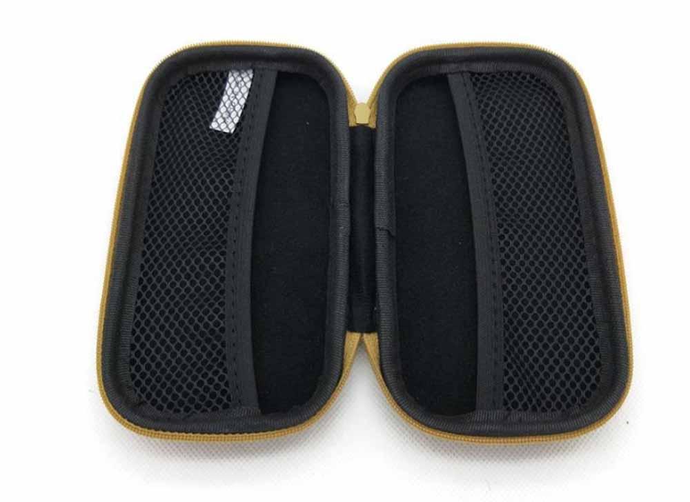 hard eva case zipper bag