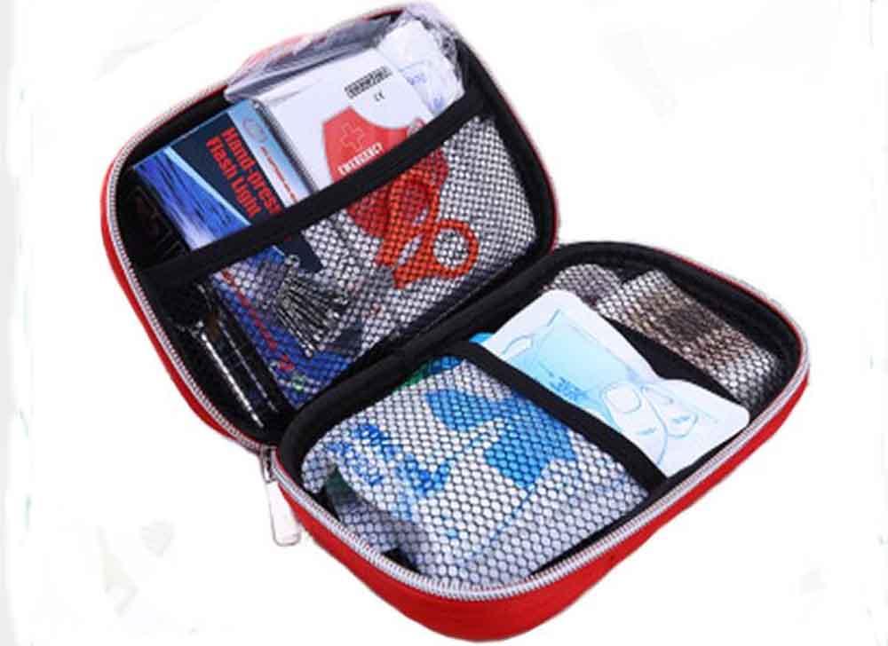 hard shell eva case for medical tools and kits