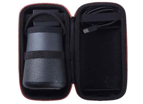 portable eva speaker cases