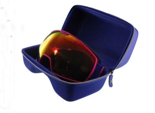 snow ski goggle eva case box